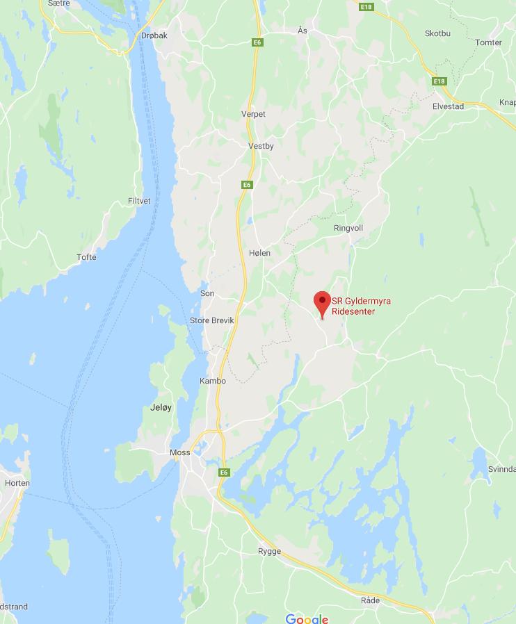 Veibeskrivelse-Gyldeermyra-Rideskole-SR-Stables
